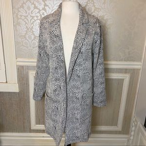 Stylevand Co. large long blazer Macy's perfect